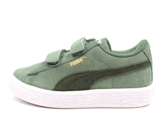 Puma Suede sneaker laurel wreath